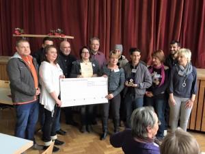 Verleihung des Ehrenamtspreises des SPD-Ortsvereins Arnstein